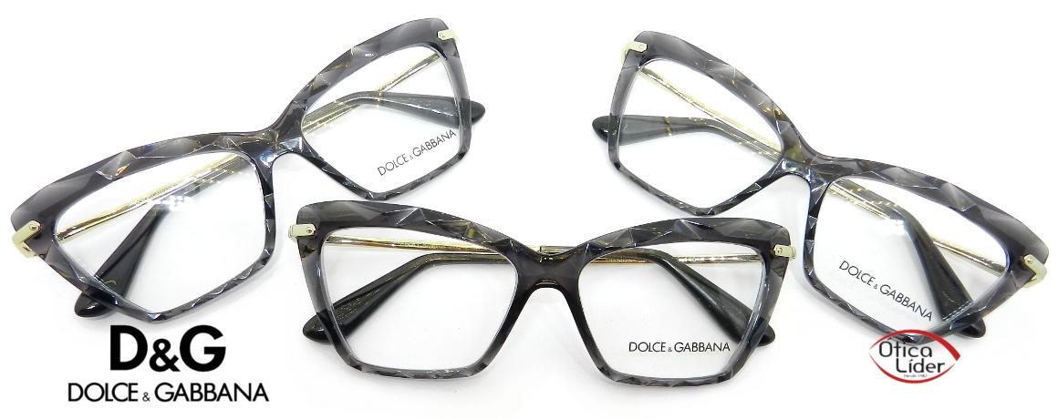 29741dca9bbe3 DOLCE   GABBANA   Óculos de Grau - 12x sem juros ou 20% OFF na Ótica Líder