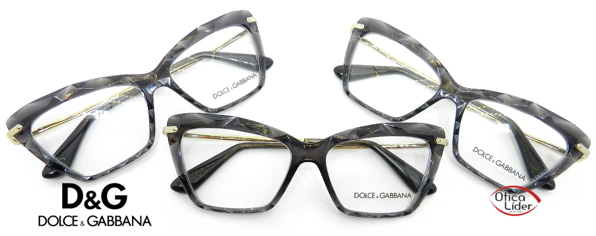 DOLCE   GABBANA   Óculos de Grau - 12x sem juros ou 20% OFF na Ótica Líder 10ee859d1c