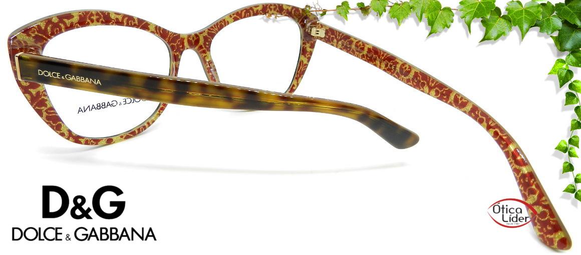 25f90fdb7 DOLCE & GABBANA | Óculos de Grau - 12x sem juros ou 20% OFF na Ótica ...
