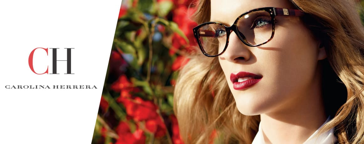 CAROLINA HERRERA   Óculos de Grau - 12x sem juros ou 20% OFF na Ótica Líder 5a297dd2f5