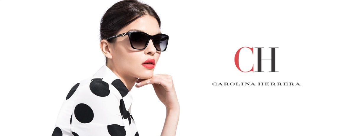 CAROLINA HERRERA   Óculos de Sol - 12x sem juros ou 20% OFF na Ótica Líder 2b2ba04b68