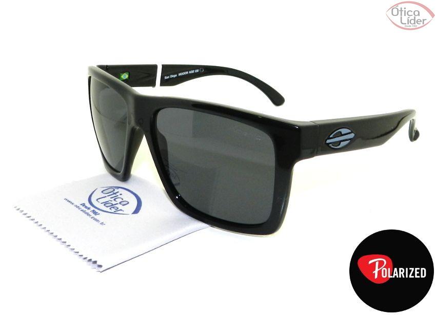 ae4b8ef832a30 óculos De Sol Quadrado - Preto - Von Dutch   David Simchi-Levi