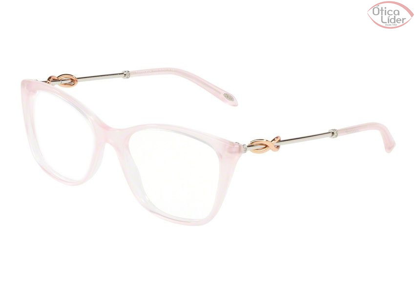 Tiffany   Co. TF2160-B 8245 52 Rosa Transparente   Prata - 12x sem ... a79e69bf96