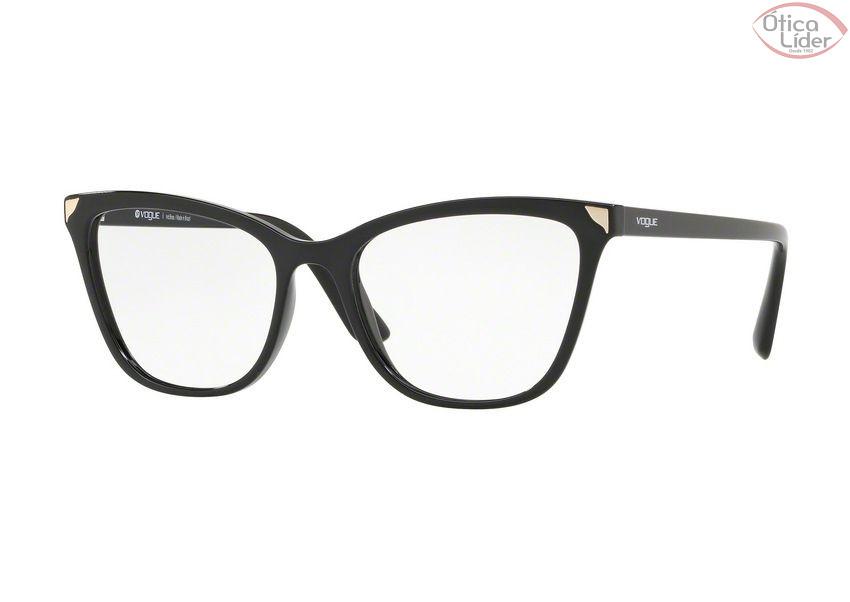 f9f4e18844963 Óculos de Grau Vogue VO5206-l 53 Acetato - Várias Cores - 12x sem ...