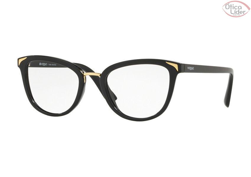 Óculos de Grau Vogue VO5231l 51 Acetato - Várias Cores - 12x sem ... bf148134f8