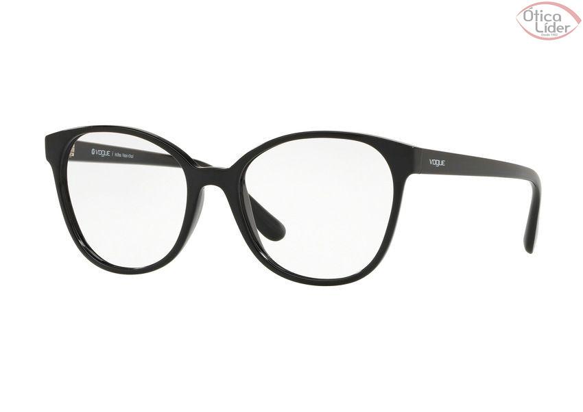 6ba96dda8 Óculos de Grau Vogue VO5234-l 52 Acetato - Várias Cores - 12x sem ...