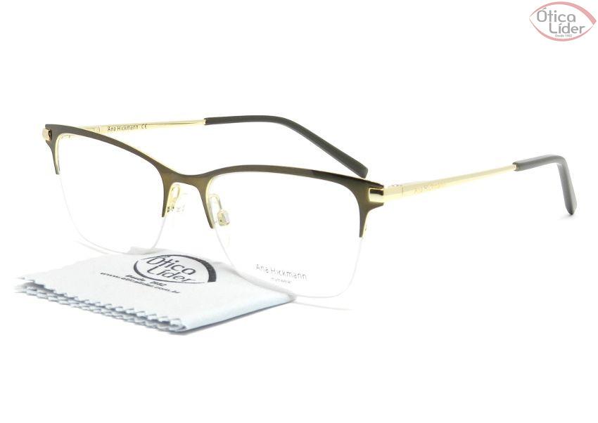 Óculos ANA HICKMANN   Grau - 12x sem juros ou 20% OFF na Ótica Líder c310d93068