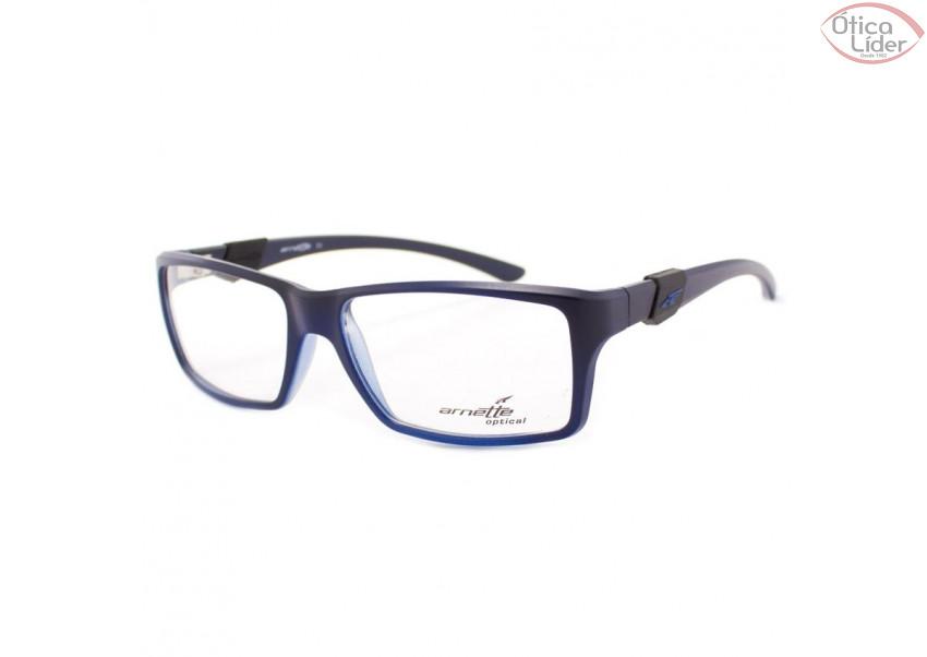 Arnette AN 7053l 2218 56 Acetato Azul - 12x sem juros ou 20% OFF na ... 609e4048e2