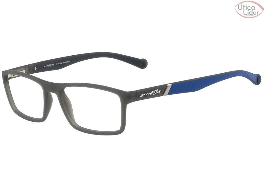 Arnette AN7088l 2535 53 Acetato Cinza / Azul