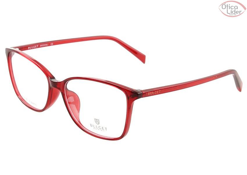 Bulget BG 4022 t01 53 Acetato Vermelho - 12x sem juros ou 20% OFF na ... 7717c7de50