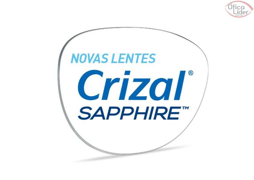 Lente de Grau Normal Sapphire Orma 1.50 (par)