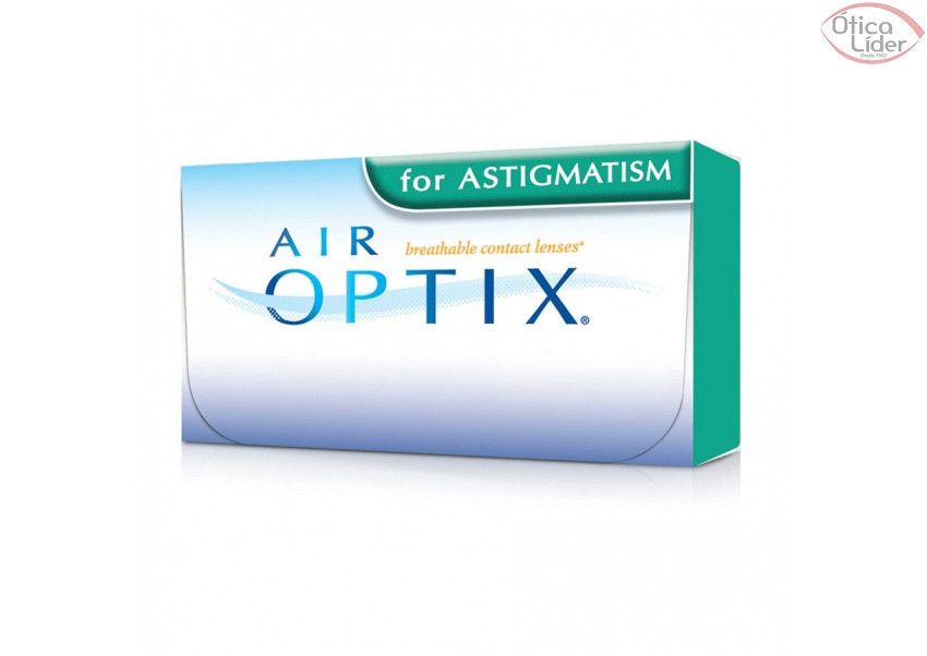 Ciba Vision CV Air Optix Astigmatismo