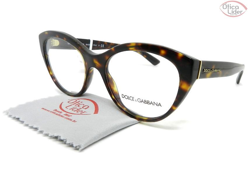 Dolce & Gabbana DG3246 502 53 Acetato Havana