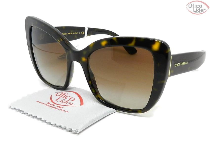 Dolce & Gabbana DG4348 502/13 54 Acetato Havana