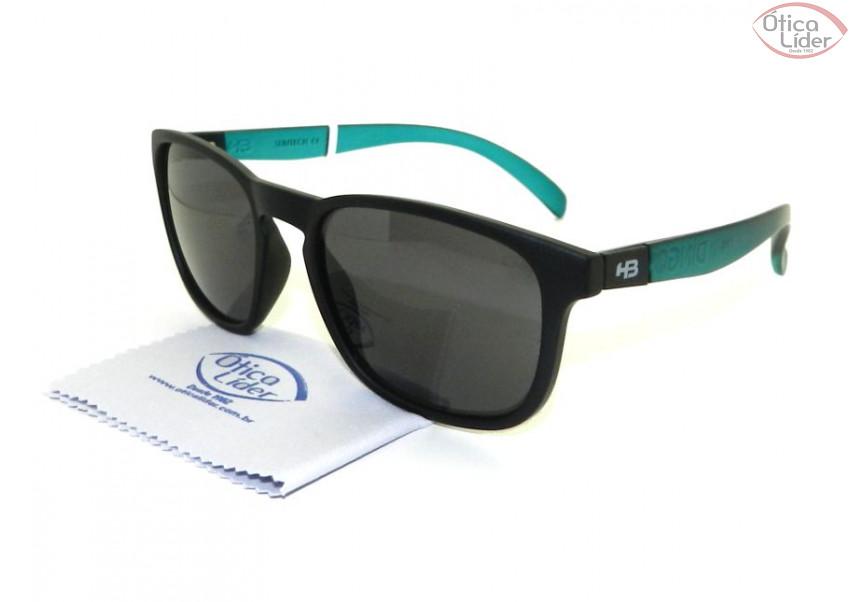 203cf21b1 HB9011877500 54 Dingo Acetato Preto / Verde - 12x sem juros ou 20 ...