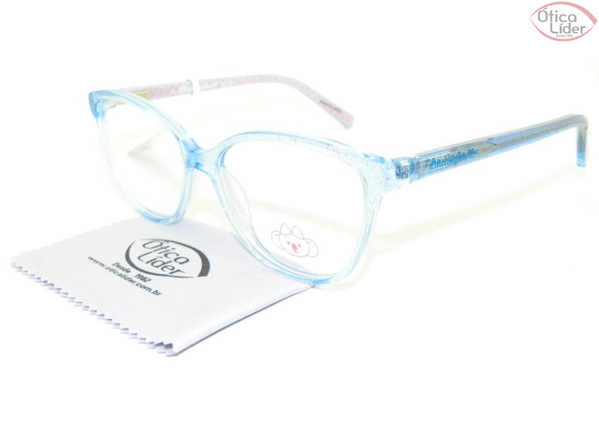 Lilica Ripilica LR063 49 c4 Infantil Acetato Azul Gliter - 12x sem ... f777fc16b9