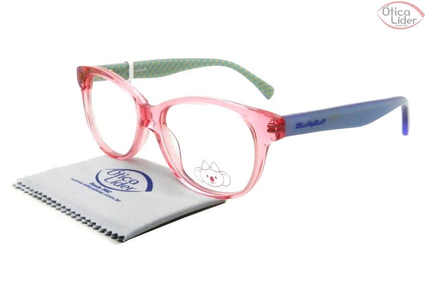 Lilica Ripilica LR 069 47 c3 Infantil Acetato Rosa   Azul - 12x sem ... 5b30b01f43