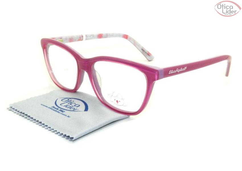 Óculos de Grau Lilica Ripilica - 12x sem juros ou 20% OFF na Ótica Líder 29ce2a9a24