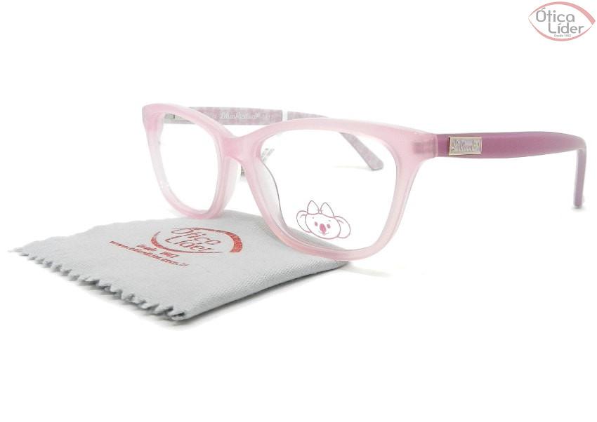 Lilica Ripilica VLR074 c1 48 Infantil Acetato Rosa Transparente
