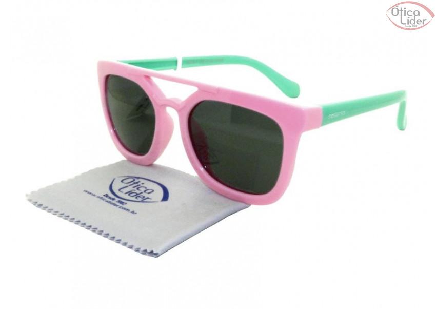 Mastersol MS s8128p c3 46 Infantil Acetato Rosa / Verde