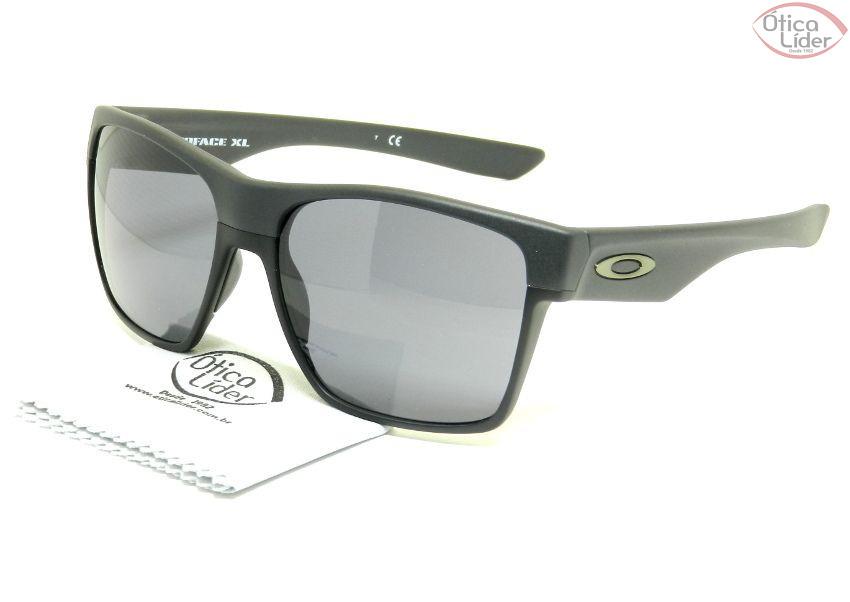 Oakley OO9350 03 59 Twoface XL Acetato Preto - 12x sem juros ou 20 ... 6a2c60ad07