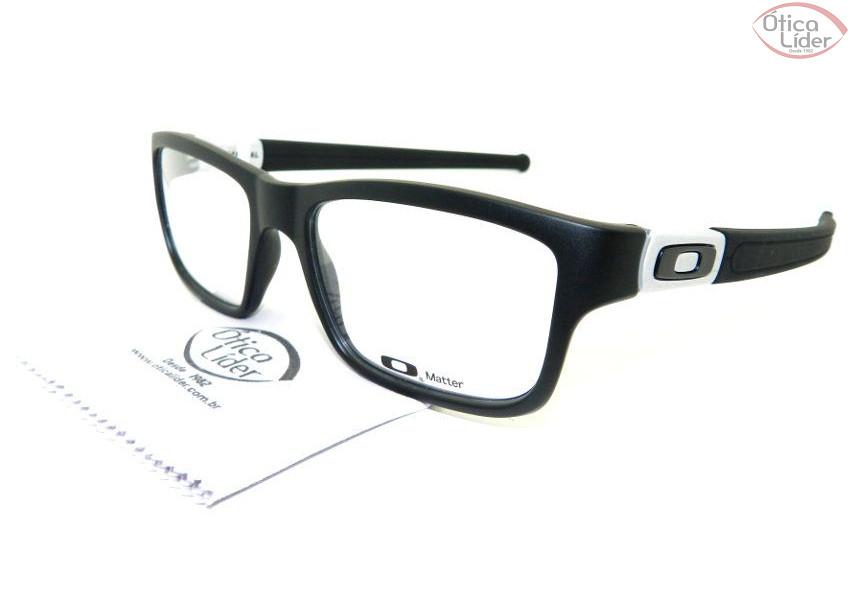 2cbdcc1bbf86e Oakley OX 8034 0153 53 Marshal Acetato Preto - 12x sem juros ou 20 ...