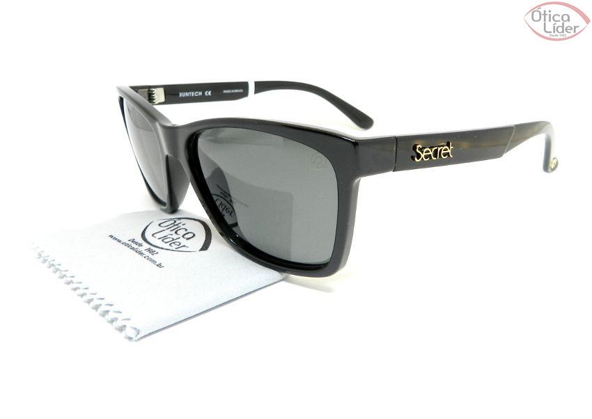 b2b500fce Óculos de Sol Secret - 12x sem juros ou 20% OFF na Ótica Líder