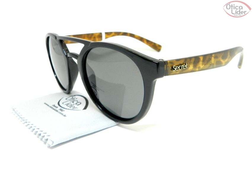 Secret SE 96634859 50 Breakaway Acetato Preto / Demi