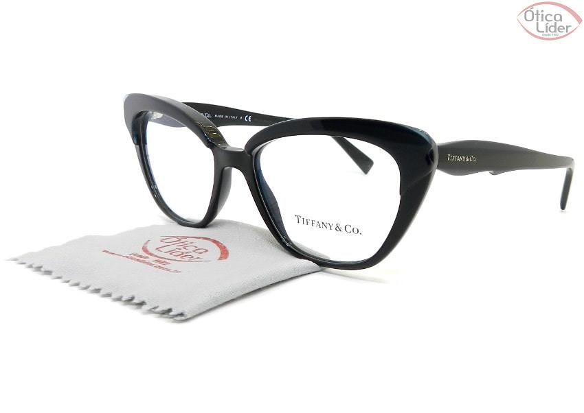 Tiffany & Co. TF2184 8279 53 Acetato Preto