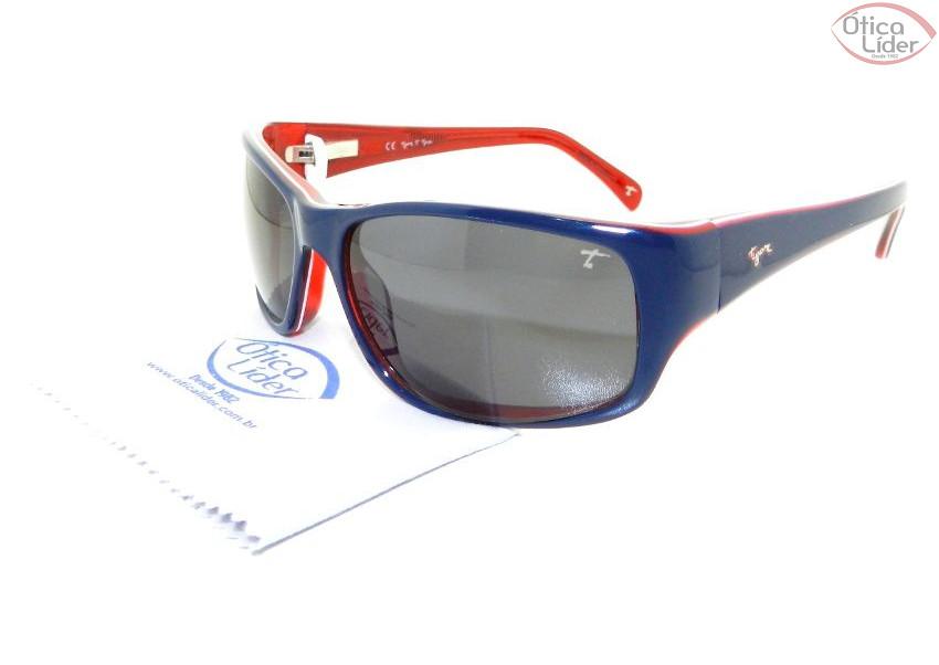 d00d1f59b Tigor T. Tigre TT 030 c02 51 Infantil Acetato Azul / Vermelho - 12x ...