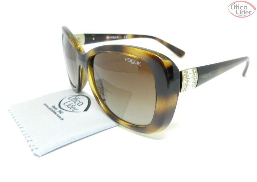 ea9284eb6d15b Vogue VO 2943sb w65613 55 Acetato Demi - 12x sem juros ou 20% OFF na ...