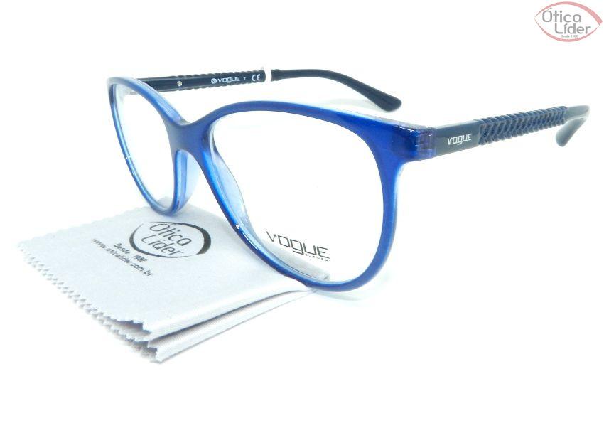 Vogue VO5030 2384 53 Acetato Azul - 12x sem juros ou 20% OFF na ... 9a07d90610