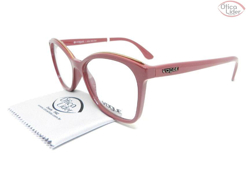 Vogue VO5160l 2545 54 Acetato Rosa - 12x sem juros ou 20% OFF na ... f774c79a08