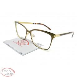 Óculos Ana Hickmann AH1329 01a 52 Metal Bronze / Dourado