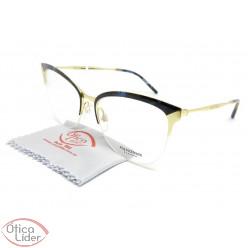 Óculos de Grau Oval - 12x sem juros ou 20% OFF na Ótica Líder 44a237201e