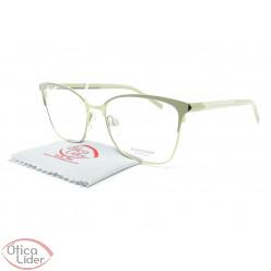 Óculos Ana Hickmann AH1364 04a 54 Metal Dourado / Rosado