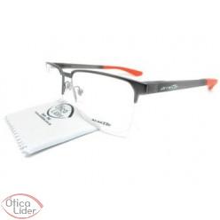 Arnette AN6115l 658 55 fny Metal / Acetato Chumbo / Acetato Laranja