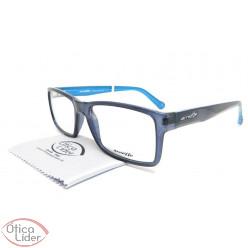 Arnette AN7094l 2260 55 Acetato Preto / Azul Marinho / Azul