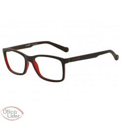 Arnette AN7105l 2316 54 Acetato Preto / Vermelho