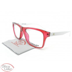 Atitude AT4005 b13 51 Acetato Pink Transparente / Branco