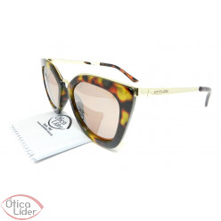 f8a05906b5129 Atitude AT 5340 g22 52 Acetato Demi   Metal Dourado