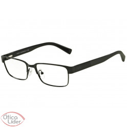 Armani Exchange AX1017L 6000 54 Metal Preto / Haste Acetato