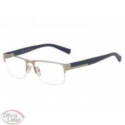 Armani Exchange AX1018L 6020 54 fny Metal Prata / Haste Acetato Azul