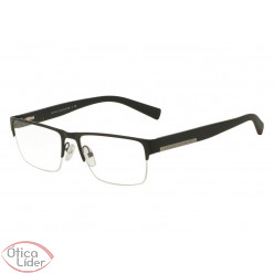 Armani Exchange AX1018L 6063 54 fny Metal Preto / Haste Acetato