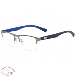 Armani Exchange AX1031 6088 55 fny Metal Chumbo / Haste Azul