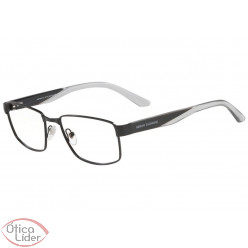 Armani Exchange AX1036 6063 55 Metal Preto / Haste Acetato