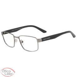 Armani Exchange AX1036 6113 55 Metal Prata / Haste Acetato