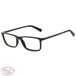 Armani Exchange AX3027L 8078 55 Acetato Preto / Haste Metal
