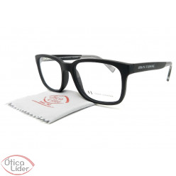 Armani Exchange AX3029l 8182 54 Acetato Preto / Transparente