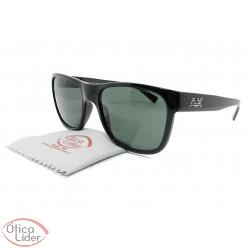 Armani Exchange AX4008l 815871 56 Acetato Preto Lente Verde